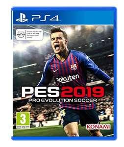 Pro Evolution Soccer 2019 - PlayStation 4 [Importación inglesa]