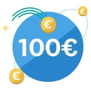 100€ GRATIS con la Cuenta Online BBVA
