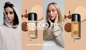 MAC regala base de maquillaje para una semana en Valencia