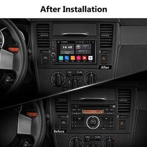 Listado de Radios Android para vehículos a buen precio y sobre todo con garantía