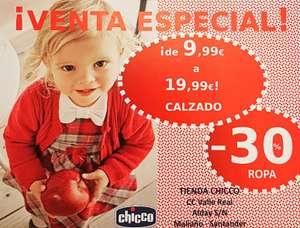 Venta especial Tienda Chicco Santander