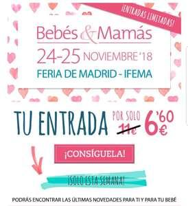 Feria Bebes&Mamás Ifema Madrid