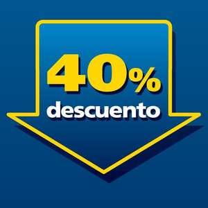 (Y sólo 5 códigos ) 40% descuento Philips tienda online
