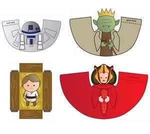 Belén de Navidad de Star Wars GRATIS