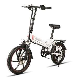 Samebike 20LVXD30 - Bicicleta electrica