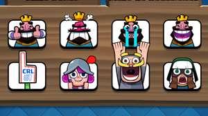 Emotes gratis Clash Royale
