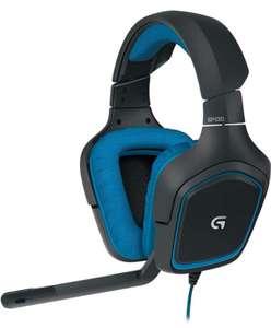 Logitech G430 Auriculares gaming