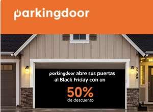 Dispositivo Parkingdoor al 50%