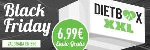 MyDietbox BLACK FRIDAY 6,99€