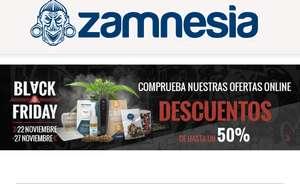 HASTA 50% EN ZAMNESIA