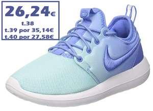 ¡Corre que vuelan estas Nike Roshe Two para mujer! Tallas 38, 39 y 40 en varios colores a muy buenos precios.