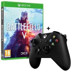 Battlefield V + Mando Xbox ONE Official