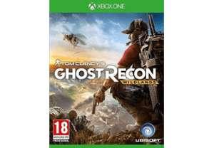 Xbox One Tom Clancys Ghost Recon: Wildlands