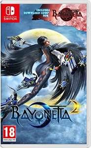 Bayonetta 2 + Bayonetta 1 - Nintendo Switch - 37,10€ [Importación inglesa]