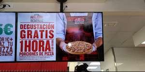 Pizza GRATIS en el PAPA JOHNS