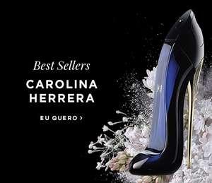 Muestra gratis perfume Carolina Herrera