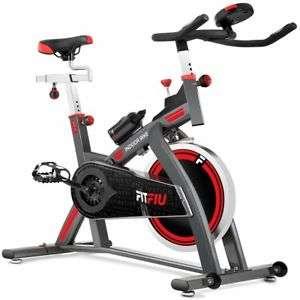Bicicleta Spinning BESP-300 PRO 24kg Silent+