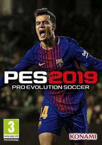 Pro Evolution Soccer 2019 (PC) solo 17€!