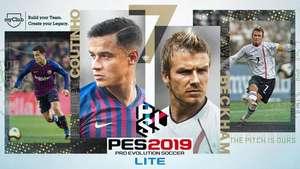 Pro evolution soccer 2019 lite (13/12/2018)