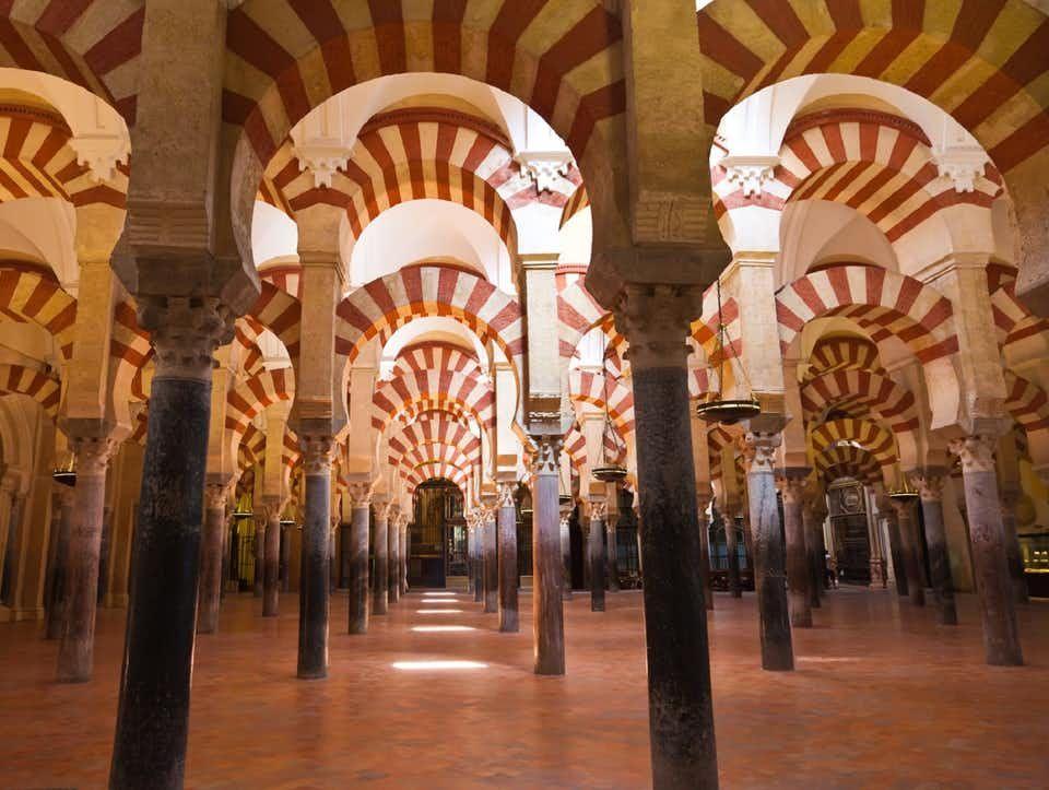 Mezquita de c rdoba entrada gratis de 8 30 a 9 30 y - Mezquita de cordoba de noche ...