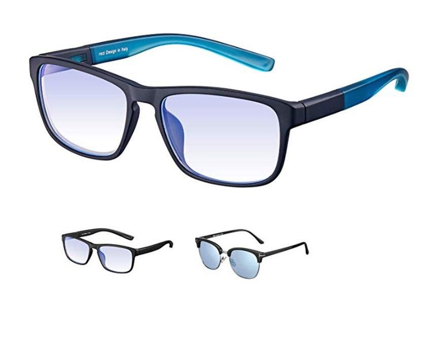 d878e8aec4 Gafas antifatiga Anti Luz azul solo 10€ - chollometro.com