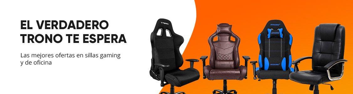 En Descuentos Descuentos Gaming Gaming Sillas En En Sillas Pccomponentes Pccomponentes Descuentos Sillas Gaming 4jcRL5A3q