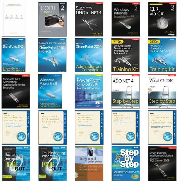 Más 250 libros gratis de Microsoft (Pdf y Ebooks) - chollometro.com