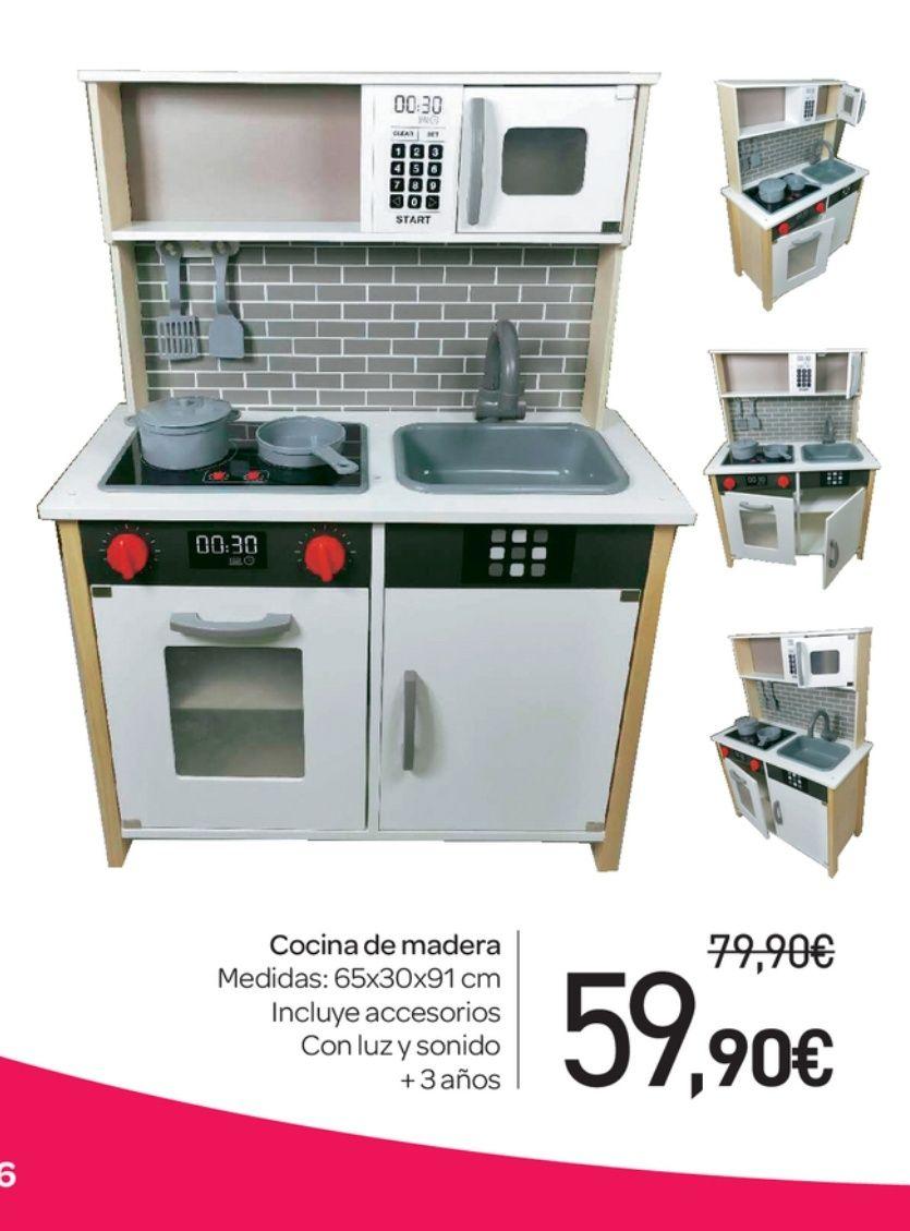Cocina madera juguetes - chollometro.com