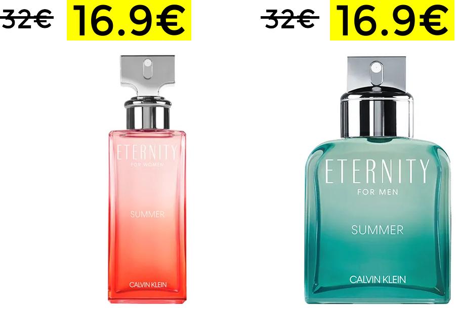 CALVIN KLEIN Eternity For Women Summer | 100ML Eau de Parfum