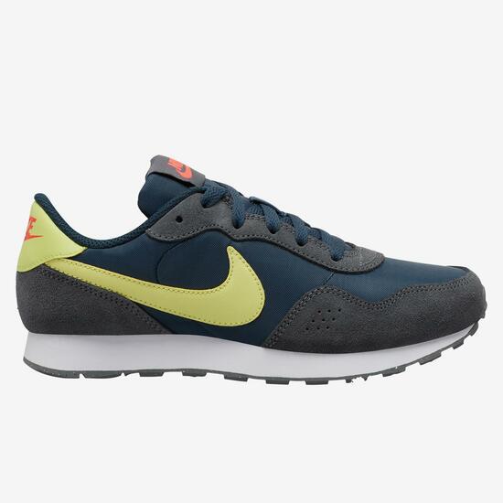 antiguo extraño cayó  Zapatillas Nike MD Valiant para chico en color azul marino » Chollometro