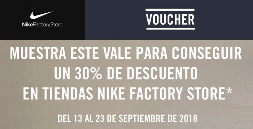 30% EXTRA en Nike Factory outlets - chollometro.com 91222c9a8ac8e