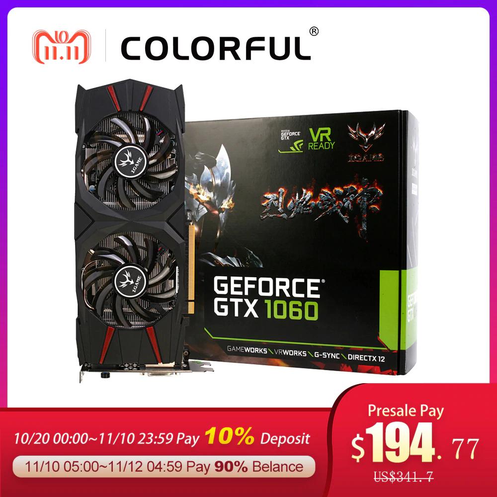 GTX 1060 Colorful 3GB