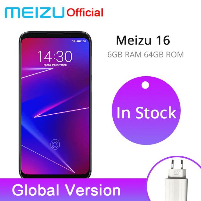 Meizu 16 6GB/64 GB - chollometro com