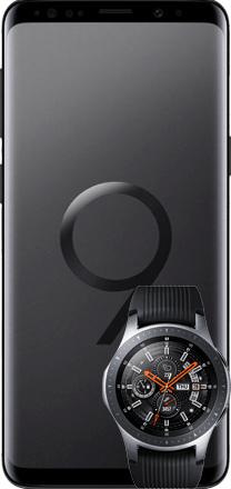 zapatos de separación c79b0 47739 Samsung Galaxy S9 Plus + Galaxy Watch - chollometro.com