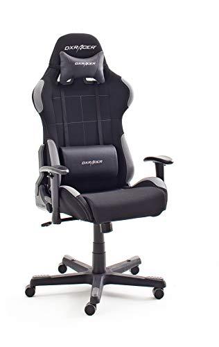 dxracer silla gaming tela