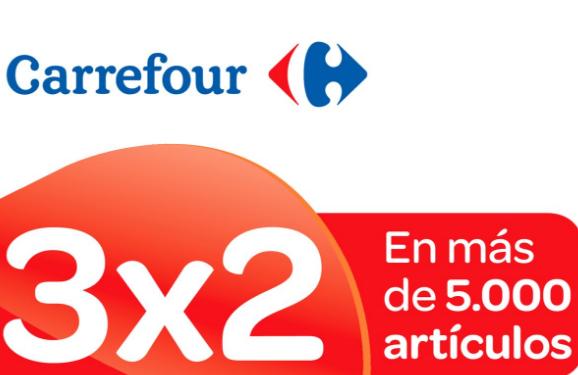 Carrefour - 3X2 Online