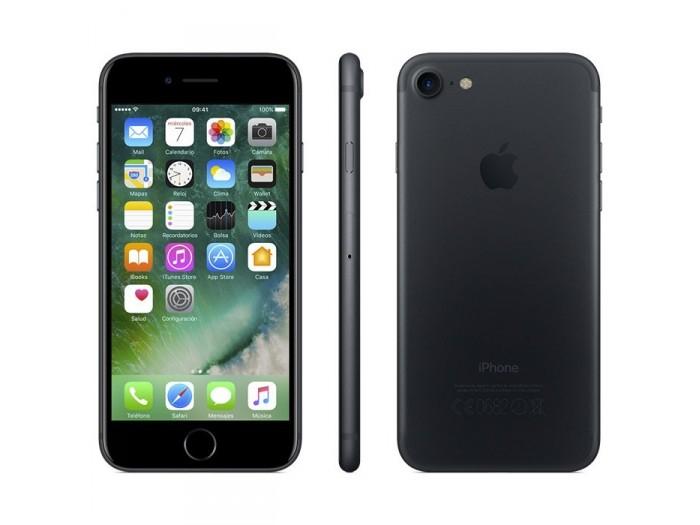 Apple iPhone 7 32 GB Negro Mate (Reacondicionado A)