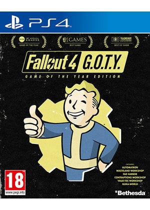 Fallout 4 GOTY (PS4) Físico