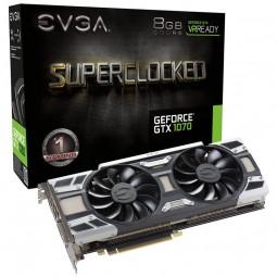 EVGA GeForce GTX 1070 SC Juegos ACX 3.0, 8192 MB GDDR5