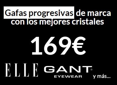 LOOKTIC - Gafas progresivas de marca con los mejores cristales