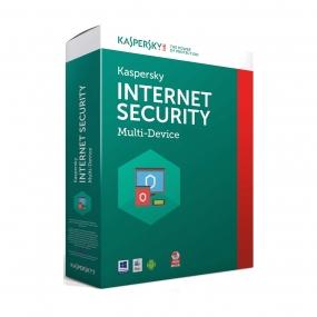 Kaspersky Internet Security 2017 1 Año