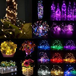 Luces de navidad de varios colores Gratis