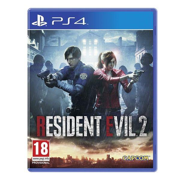 Resident Evil 2 remake Ps4 [PAL/UK]  el juego sale el 25 de enero!