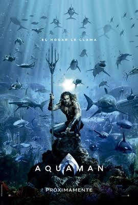 Ve al estreno de Aquaman for free!