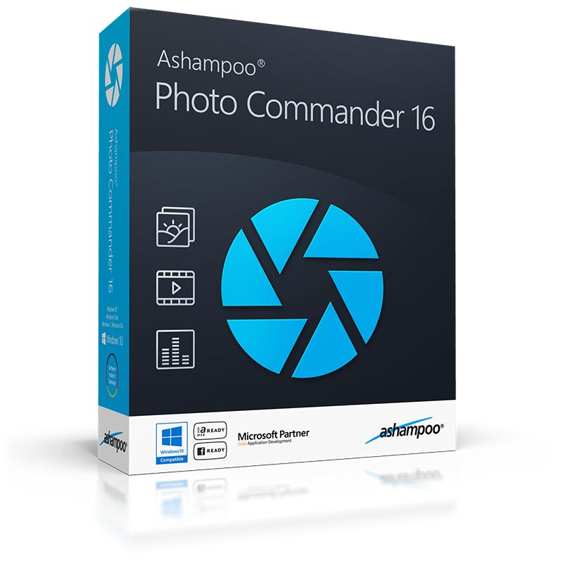 Ashampoo Photo Commander 16 GRATIS