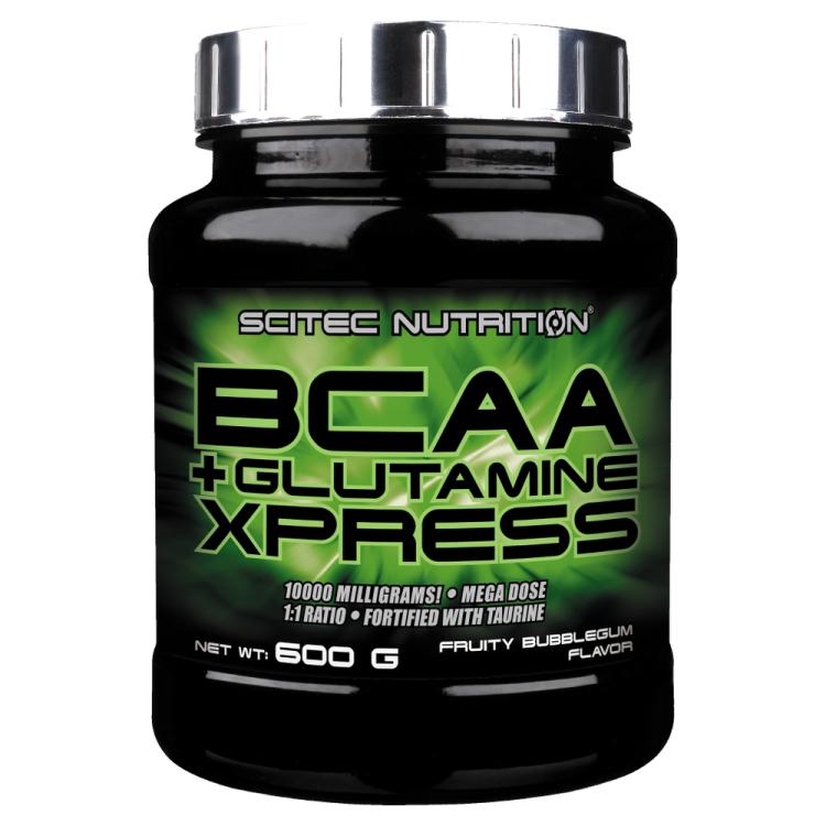 BCAA + Glutamine Xpress+Mega Arginine 60 caps