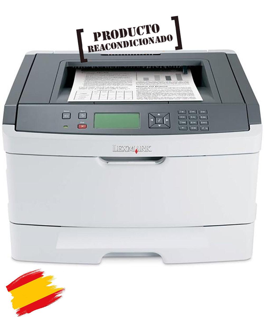 Impresora láser reacondicionada