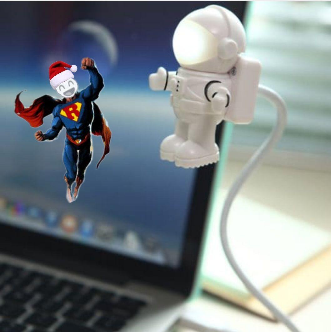 ASTROLED, lámpara led USB [Precio mínimo]