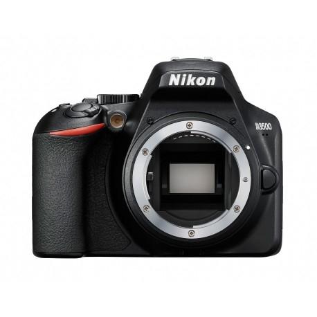 Nikon D3500 DSLR Solo Cuerpo - Negro