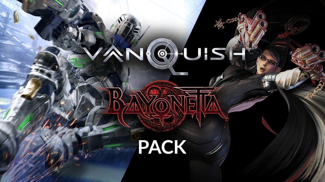 Pack Bayonetta + Vanquish 11,79€ o Bayonetta 5,7€